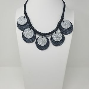 Jewelry - Handmade set necklace and earrings